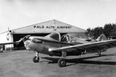 Palo Alto Airport hangar