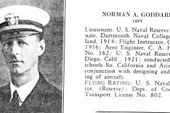 Norman A. Goddard profile
