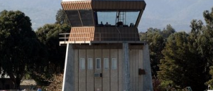 Palo Alto Airport Air Traffic Control Tower